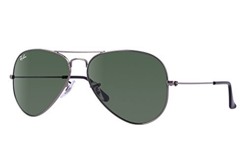 31Cg38gHJzL Every model in the Ray-Ban collection is the product of meticulous, original styling that translates the best of the latest fashion trends into an ever-contemporary look for millions of Ray-Ban wearers around the world. Lenses are prescription-ready (Rx-able). Ray-Ban sizes refer to the width of one lens in millimeters.