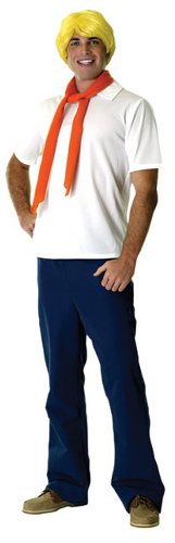 scooby-doo costumes for adults - Rubie's Costume Scooby Doo Mystery Inc. Fred Kit Costume