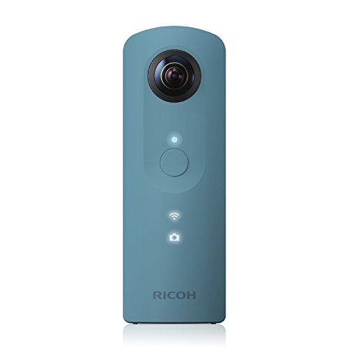 Ricoh Theta SC 360° video and still camera (Blue)