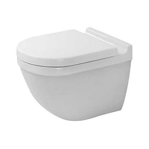 Duravit Toilet Bowl Wall Mounted Starck 3