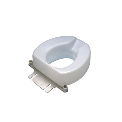 Maddak Tall-Ette 6-Inch Elongated Elevated Toilet Seat (725831006)