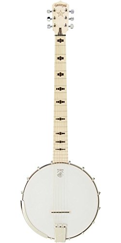 Deering Goodtime 6- String Banjo Natural
