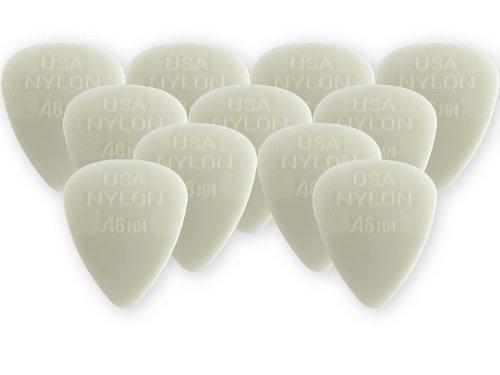 0.46mm Dunlop 44P46 Nylon Standard Guitar Picks
