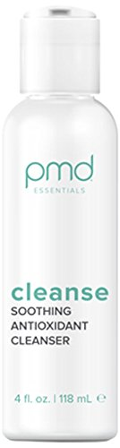 31Di4gRrnzL The PMD advanced soothing cleanser uses the latest innovation in scientific ingredients to deeply cleanse the skin and fully remove dirt, oil, and make-up, without causing irritation Fruit extracts soothe the skin to prevent itching and irritation and it heals damaged skin, while minimizing redness, inflammation, and discomfort Gentle enough for everyday use apply to moist skin, morning and evening massage over skin with a cotton cloth or with fingertips and rinse with warm water