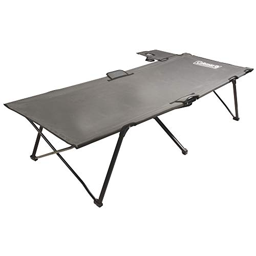 Coleman 2000020273 Cot Twin Pack-Away W/Side Table