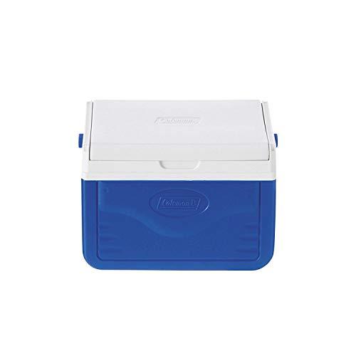 Coleman FlipLid Cooler, 5 Quart , Blue