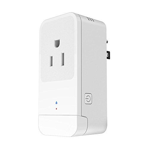 TOMNEW Wifi Smart Plug, Mini Smart Socket Works with Amazon Alexa ...