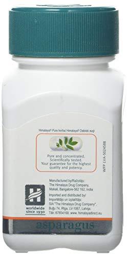 31EdWYUJ4GL Himalaya Wellness Pure Herbs Shatavari Women's Wellness - 60 Tablets