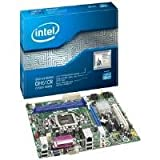 Intel Classic Series DH61CR Desktop Motherboard Intel 2nd Generation Core i7/i5/i3 Socket LGA1155 Intel H61 Express MicroATX Gigabit LAN with B3 Revision (Single)
