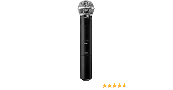 Shure Pgx2 Sm58 With Cardioid
