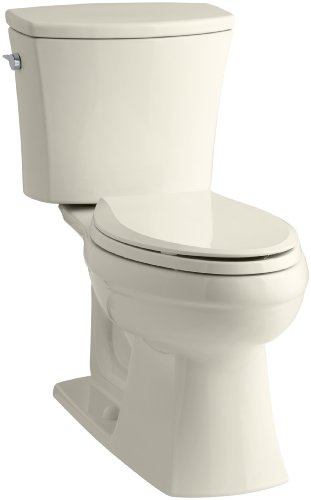 Marvelous Kohler Kelston Comfort Height Two Piece Toilet With 1 28 Gpf And Elongated Bowl Trusted E Blogs Evergreenethics Interior Chair Design Evergreenethicsorg