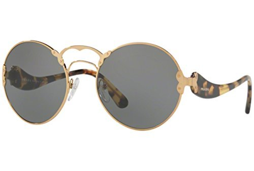 31FkP8fFJJL Give a nod to a classic look wearing your Prada™ sunglasses. Plastic frame and temples. Plastic lenses offer 100% UV protection.