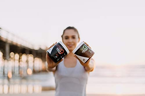 MDRN Athlete Intra9 | All 9 Essential Amino Acids EAA | 7 Grams | 2:1:1 Branched Chain Amino Acids BCAA | Keto | Recovery and Enhanced Hydration | Cherry Limeade (30 Servings) 10