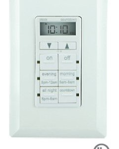 Jasco Products 25055 TouchSmart Indoor Digital Timer, Wired