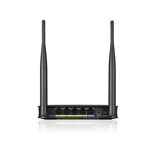 Zyxel NBG-418N 300Mbps Wireless N Router with Hig 5