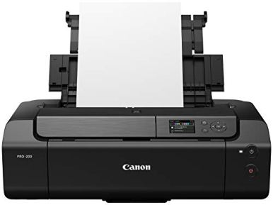 Canon-PIXMA-PRO-200-Wireless-Professional-Color-Photo-Printer-Prints-up-to-13X-19-30-Color-LCD-Screen-Layout-Software-and-Mobile-Device-Printing-Black