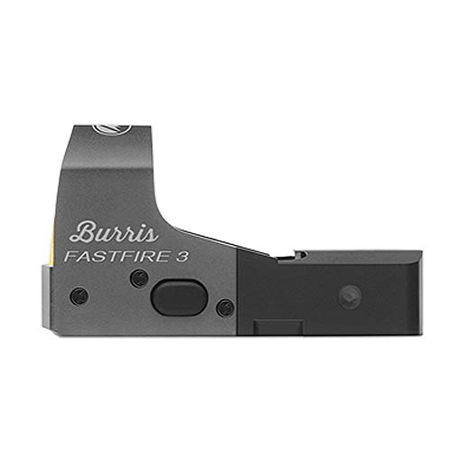 Burris Fastfire 3 with Picatinny Mount