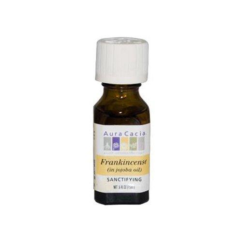 Frankincense and Jojoba Oil