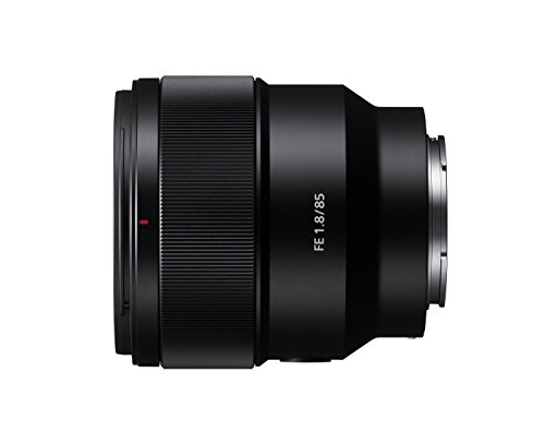 Sony-SEL85F18-85mm-F18-22-Medium-Telephoto-Fixed-Prime-Camera-Lens-Black