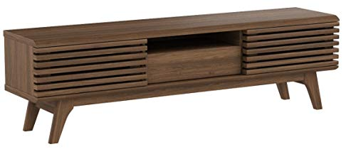 Modway  Render, 59' TV Stand, Walnut