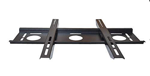 Rissachi Fixed LED LCD Plasma Wall Mount Bracket with Heavy-Duty Stand (40 to 55 Inch). 3
