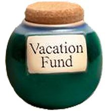 Image result for vacation savings jar