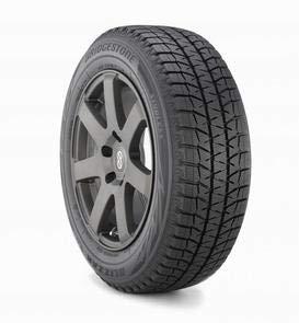 Bridgestone Blizzak WS80 Winter Radial Tire - 195/65R15 91H