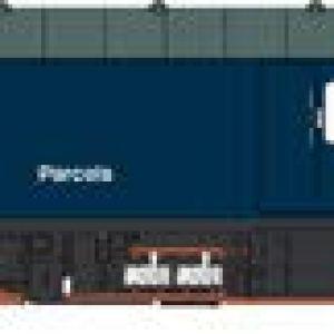Heljan 8992 Class 128 M55990 Blue Small Yellow Panels 31I4mPuzSsL