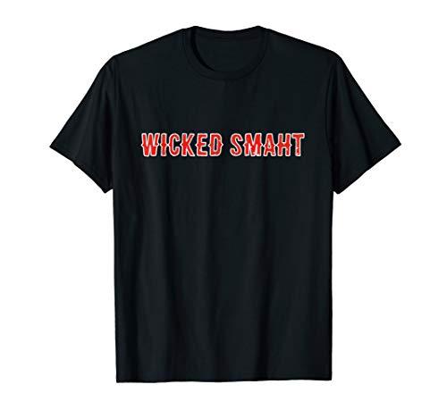 Wicked smaht Boston tshirt