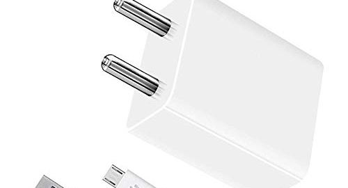 Xiaomi Redmi Mobile Fast Charger With USB Cable | Android Smartphone Charger