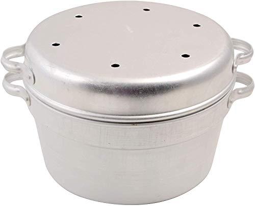 31IdtkSwYjL - Regalo Aluminum Handwa/Cake Cooker |Small|