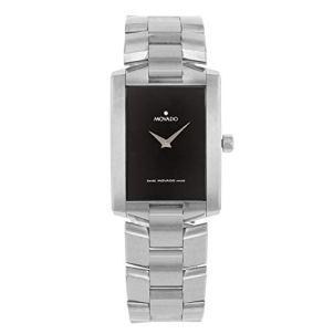 Movado Eliro Quartz Female Watch 0604133 (Certified Pre-Owned)