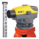NWI NCLP26 26x Contractors Automatic Level Package