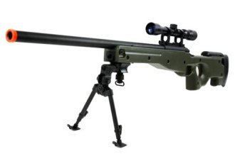Top 10 Best Airsoft Sniper Rifle in 2019 – (Guide and Reviews)