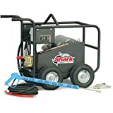 Shark BRE-505007C 5,000 PSI 5.0 GPM 460 Volt Electric Industrial Series Pressure Washer