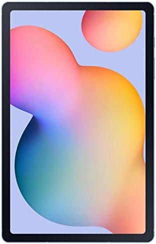 Samsung Galaxy Tab S6 Lite 26.31 cm (10.4 inch), S-Pen in Box, Slim and Light, Dolby Atmos Sound, 4 GB RAM, 64 GB ROM, Wi-Fi Tablet, Angora Blue