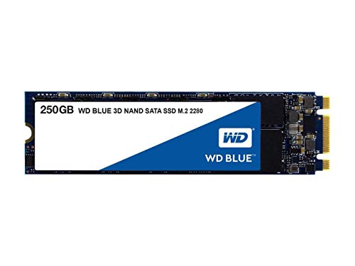 WD Blue 250GB M.2 Internal Solid State Drive (WDS250G2B0B) 171