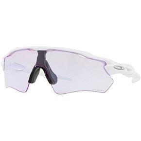 Oakley Men's Radar EV Path MLB Sunglasses,Polished White