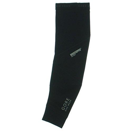 GORE BIKE WEAR WINDSTOPPER Universal SO Arm Warmers, L, black