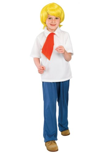 Big Boys' Fred Costume