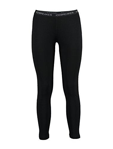 Icebreaker Women's Vertex Leggings, Black, X-Small
