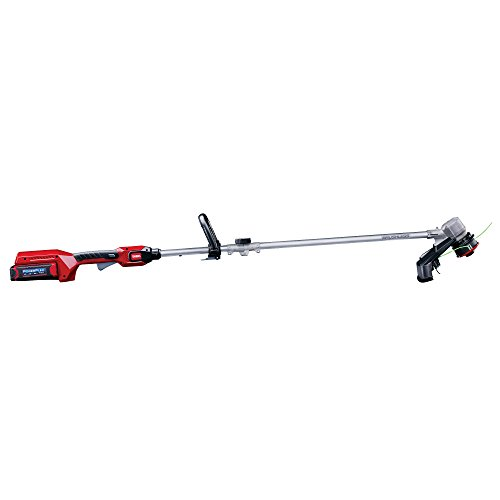 Toro PowerPlex 51482 Brushless 40V Lithium Ion 14' Cordless String Trimmer, 2.5 Ah Battery & Charger Included