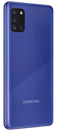 31Lqa0pLu1L - Samsung Galaxy A31 (Prism Crush Blue, 6GB RAM, 128GB Storage) with No Cost EMI/Additional Exchange Offers