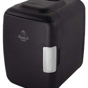 Cooluli CL4LBK Classic Mini Fridge, 4 Liter, Black 8