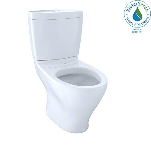 TOTO Aquia Dual Flush Elongated Two-Piece Toilet