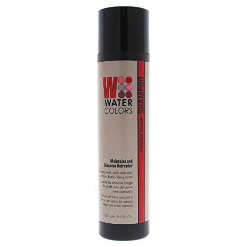 Tressa Water Colors Crimson Splash Shampoo 8.5 oz (New Packaging)