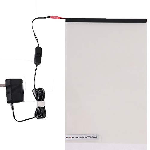 HOHOFILM-Electronic-PDLC-Smart-Film-A4-Sample-PDLC-Switchable-Smart-Film-Electric-Smart-Glass-Film21cmx297cm