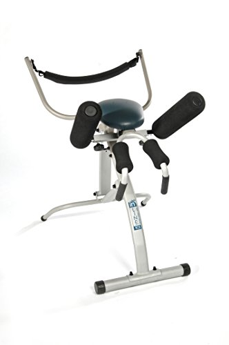 Stamina Inline Traction Control System for Spinal Decompression and Back Stretch Relief Without Inversion
