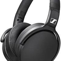 Sennheiser HD 400S Kafa Üstü Siyah Kulaklık 12