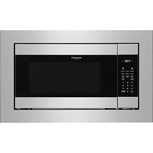 Frigidaire 2.2 Cu. Ft. Stainless Steel Built-In Microwave